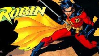 """Guionista de """"Batman"""" anuncia muerte de """"Robin"""" en próximo número"""