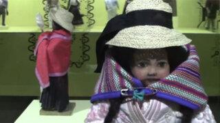 Muñecas artesanales revaloran nuestra historia e identidad cultural