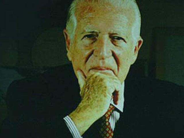 Expresidentes Belaúnde y  Paniagua no compraron casas al terminar gobiernos