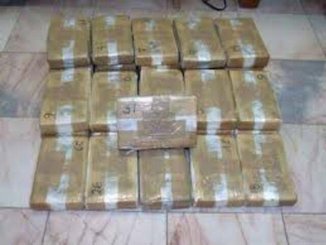 Incautan más de 125 kilos de cocaína en el Callao