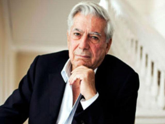 Mario Vargas Llosa encabeza pronunciamiento a favor de unión civil homosexual