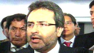 Premier Jiménez aseguró que el servicio militar no es obligatorio