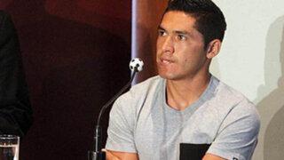 FIFA suspendió 2 años al jugador peruano Joel Sánchez por dopaje