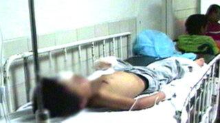 Dos niños de cinco años quedan graves tras accidente con pirotécnicos
