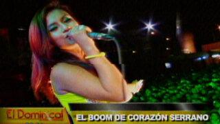 El boom de Corazón Serrano: música norteña que conquistó nuestro país