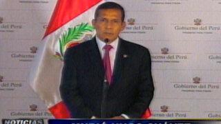Noticias de las 6: Humala espera que Venezuela tome un camino democrático
