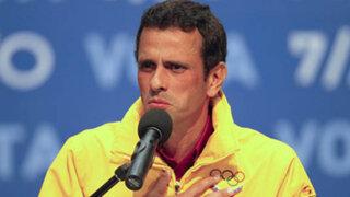 """Henrique Capriles afirma que """"Gobierno de Maduro es un mientras tanto"""""""