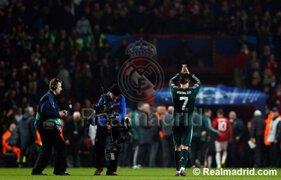 Real Madrid celebra sus 111 años venciendo al Manchester United