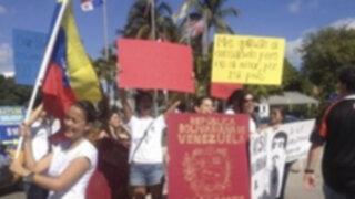 Venezolanos exiliados en Miami celebraron muerte de Hugo Chávez