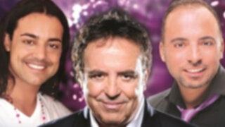Dyango junto a sus hijos Marcos y Jordi ofrecerán concierto en el María Angola