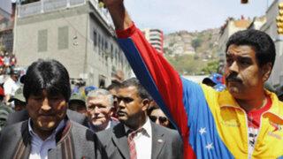 Noticias de las 7: presidentes despiden a Hugo Chávez en Caracas