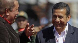 Ollanta Humala parte este jueves para exequias de Chávez en Venezuela