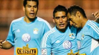 Copa Libertadores: Sporting Cristal empató 2-2 con el Libertad
