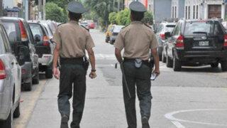 Paro policial exigiendo aumento de sueldos será el próximo 5 de febrero