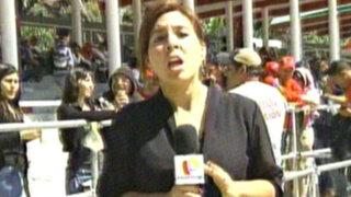 Panamericana realiza cobertura especial de los sucesos en Venezuela