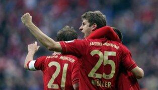 Bayern Munich eliminó al Barcelona de la Champions tras golearlo por 3-0
