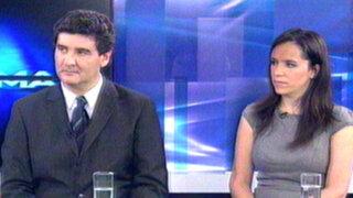 Eduardo Zegarra y Marisa Glave responden acusaciones de Patricia Juárez