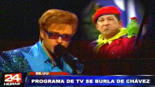 Estados Unidos: cantante Justin Timberlake se burla de Hugo Chávez