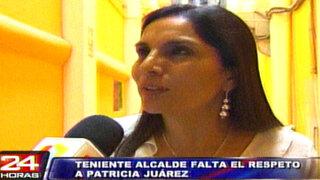 Patricia Juárez respondió indignada a video que parodia su salida del JNE