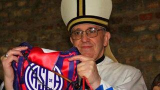 El Papa Francisco es miembro activo del Club San Lorenzo de Argentina