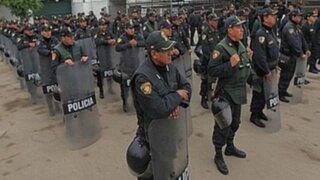 Policía desplegará 2400 efectivos para garantizar seguridad en el clásico