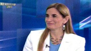 Townsend: Revocatoria se inició cuando entregaron credenciales a Susana