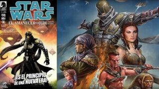 """Entregarán cómics de """"Star Wars"""" gratis el 24 de marzo en Casa de la Moneda"""