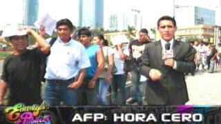 AFP hora cero: inicia la cuenta regresiva para que afiliados se decidan