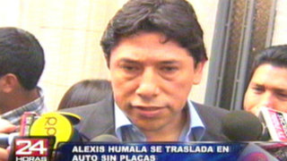 Fiscalía anticorrupción investigará a fondo negocios de Alexis Humala