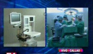 Hospital Carrión realizará 7 mil cirugías anuales gracias a nuevos equipos