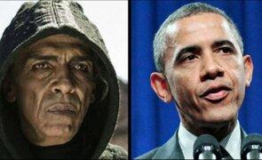 """Personaje Satanás de serie """"La Biblia"""" genera polémica por parecido con Obama"""