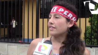 Hinchas peruanos opinan a pocas horas del partido decisivo contra Chile
