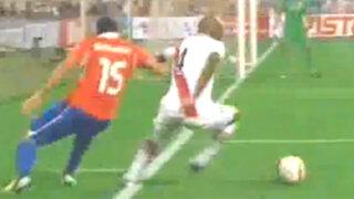 Joel Herrera conversó con Teledeportes sobre su gran actuación ante Chile