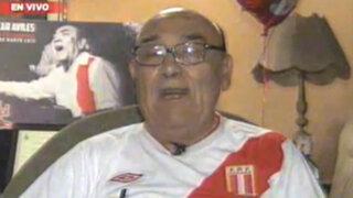 Óscar Avilés: el otro protagonista de la victoria peruana habla en 24 Horas