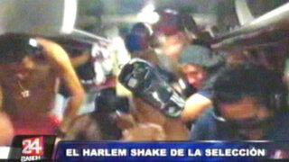 Bloque Deportivo: en exclusiva, el 'Harlem Shake' de la selección peruana