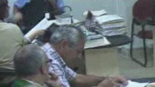 Trujillanos critican pedido de cadena perpetua contra coronel Elidio Espinoza