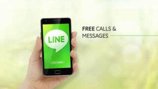 Line despunta como competencia de WhatsApp con sus 100 millones de usuarios
