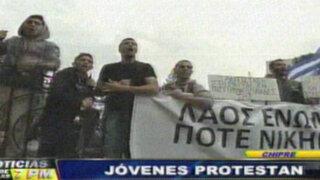 Noticias de las 7: jóvenes en Chipre protestan ante préstamos internacionales