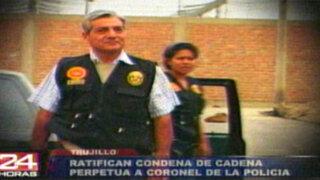 Piden cadena perpetua para coronel acusado de liderar 'Escuadrón de la Muerte'