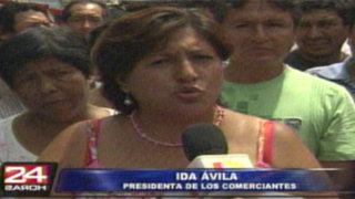 La Parada: comerciantes denunciarán a funcionario que los acusó de soborno