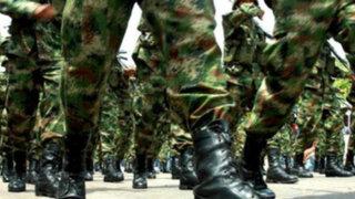 Moción de interpelación contra ministro de Defensa se presentaría el lunes