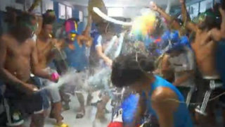 Sporting Cristal no se resistió a la locura del 'Harlem Shake'