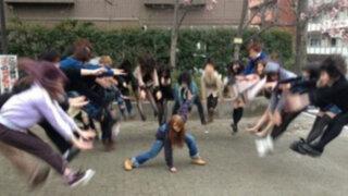Fiebre del meme del Kamehameha de Dragón Ball invade escuelas en Japón