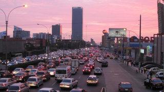 Conductores que giren a la izquierda en Av. Javier Prado pagarán multa