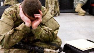 Estrés bélico provoca que soldados sean más propensos a la violencia