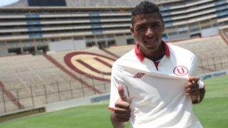 Edwing Gómez: La U es un equipo serio, No haremos versión del 'Harlem Shake'