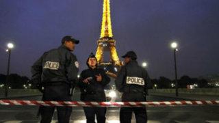 París: autoridades reabren la Torre Eiffel tras amenaza de bomba