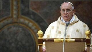 Papa Francisco condena trabajo esclavo y falta de oportunidades laborales