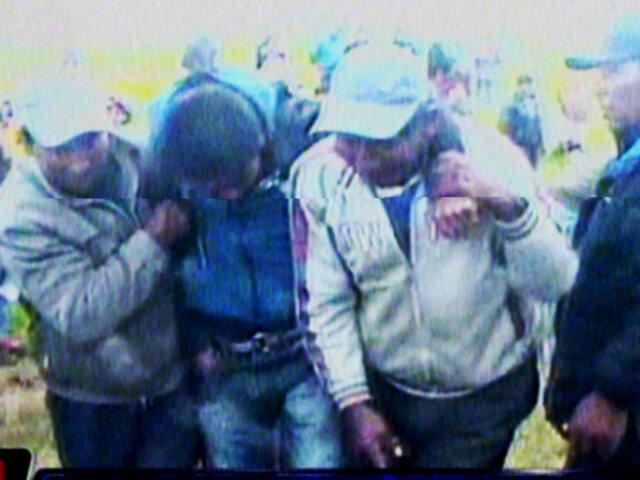 Huancayo: accidente en carretera deja a siete personas muertas