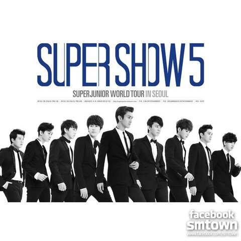 Super Junior confirmó concierto